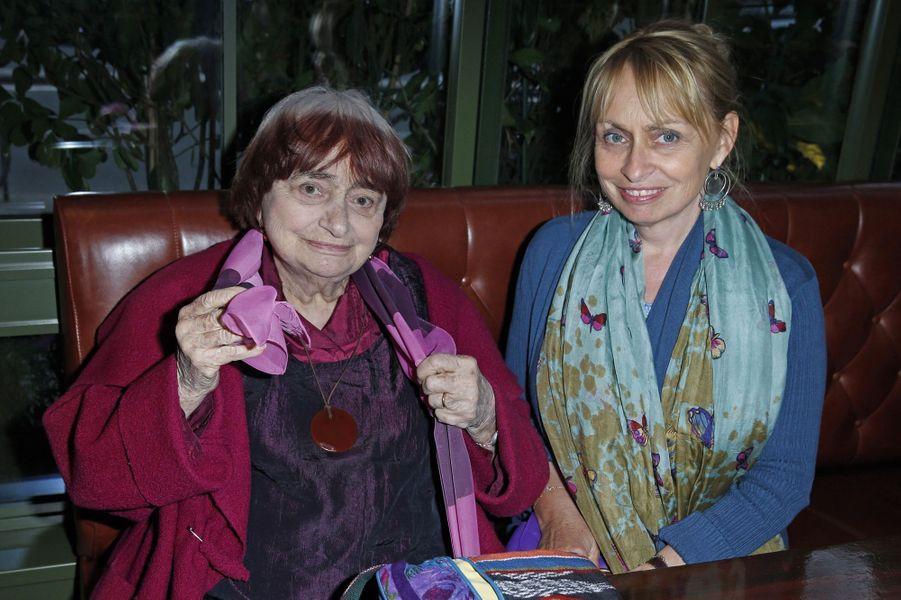 Agnès et Rosalie Varda.