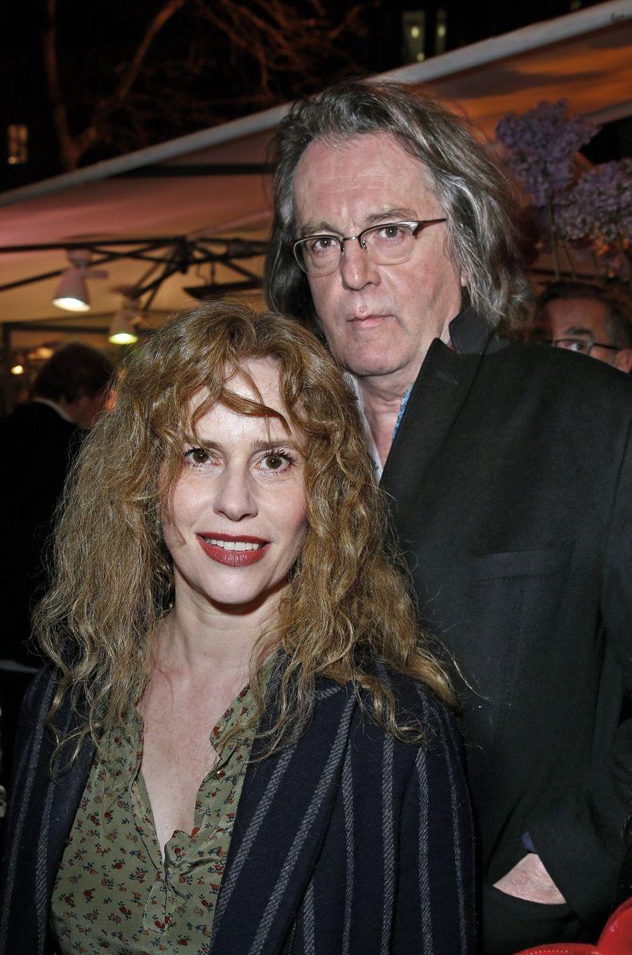 Florence Darel et Pascal Dusapin.