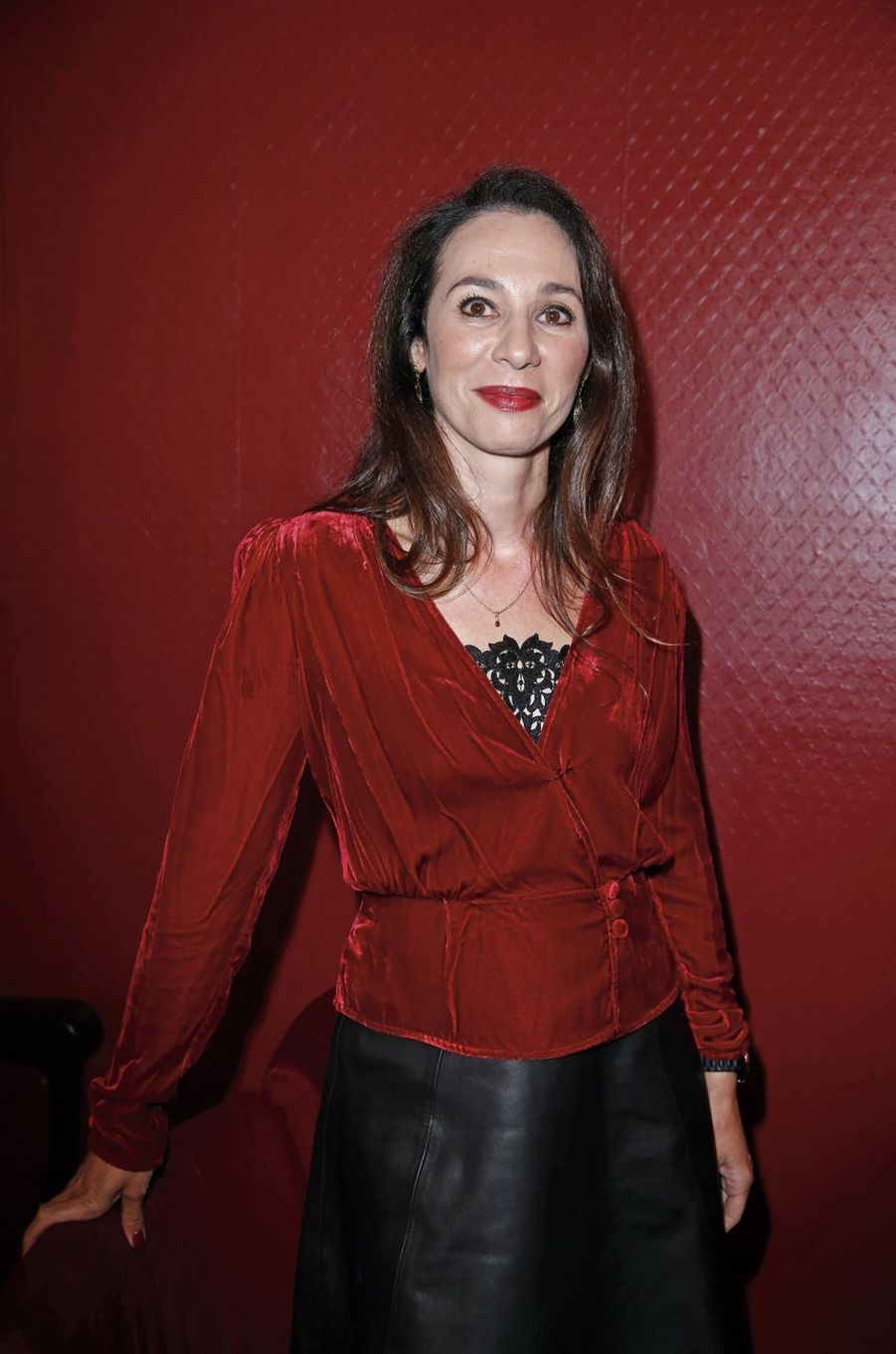 Isabelle Le Nouvel.