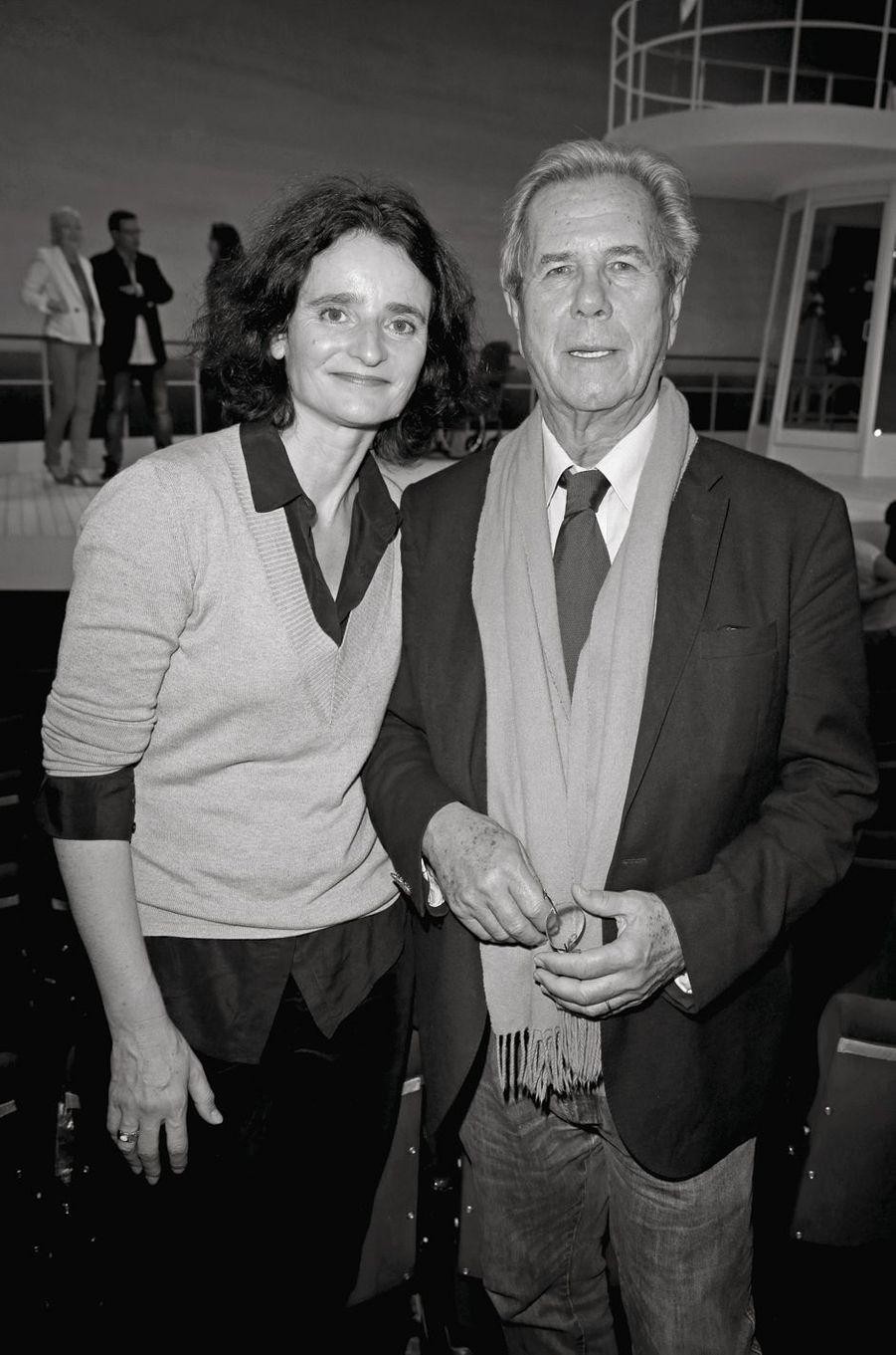 Valérie Bochenek et Jean-Louis Debré.