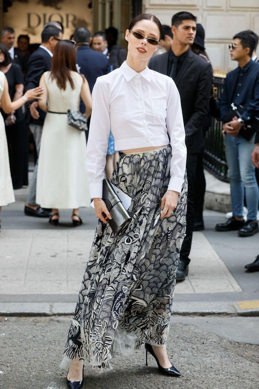 Coco Rochaà Paris, le 1er juillet 2019