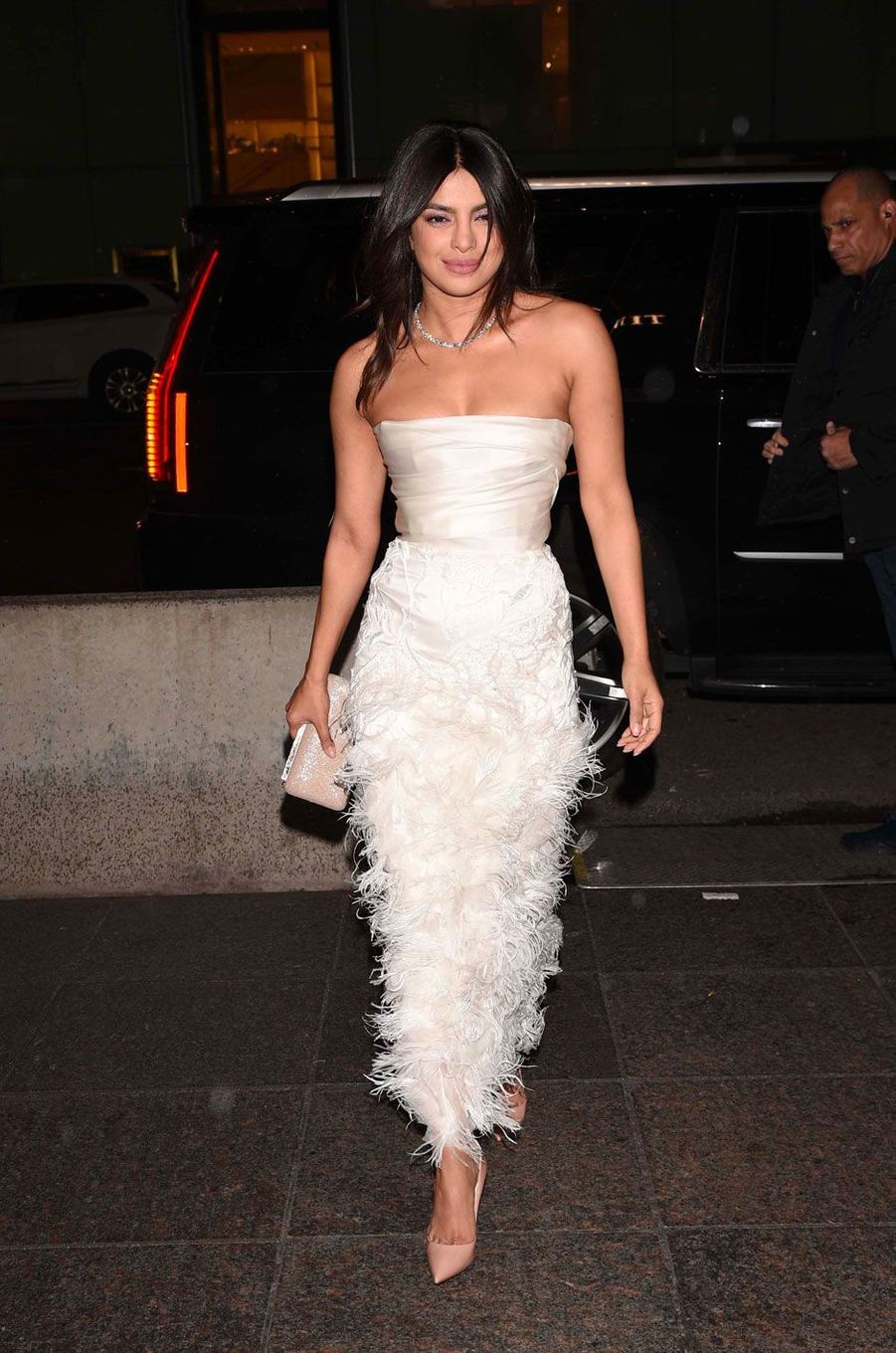 Priyanka Chopra le 28 octobre 2018 à New York