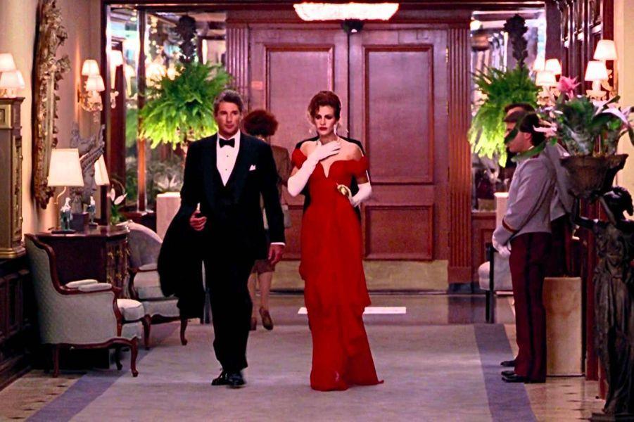 "Julia Roberts et Richard Gere dans ""Pretty Woman"" de Gary Marshall (1990)"