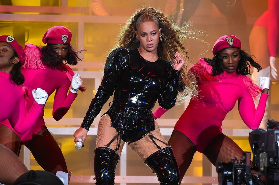 Beyoncé à Coachella