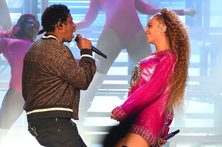 Beyoncé et Jay-Z à Coachella