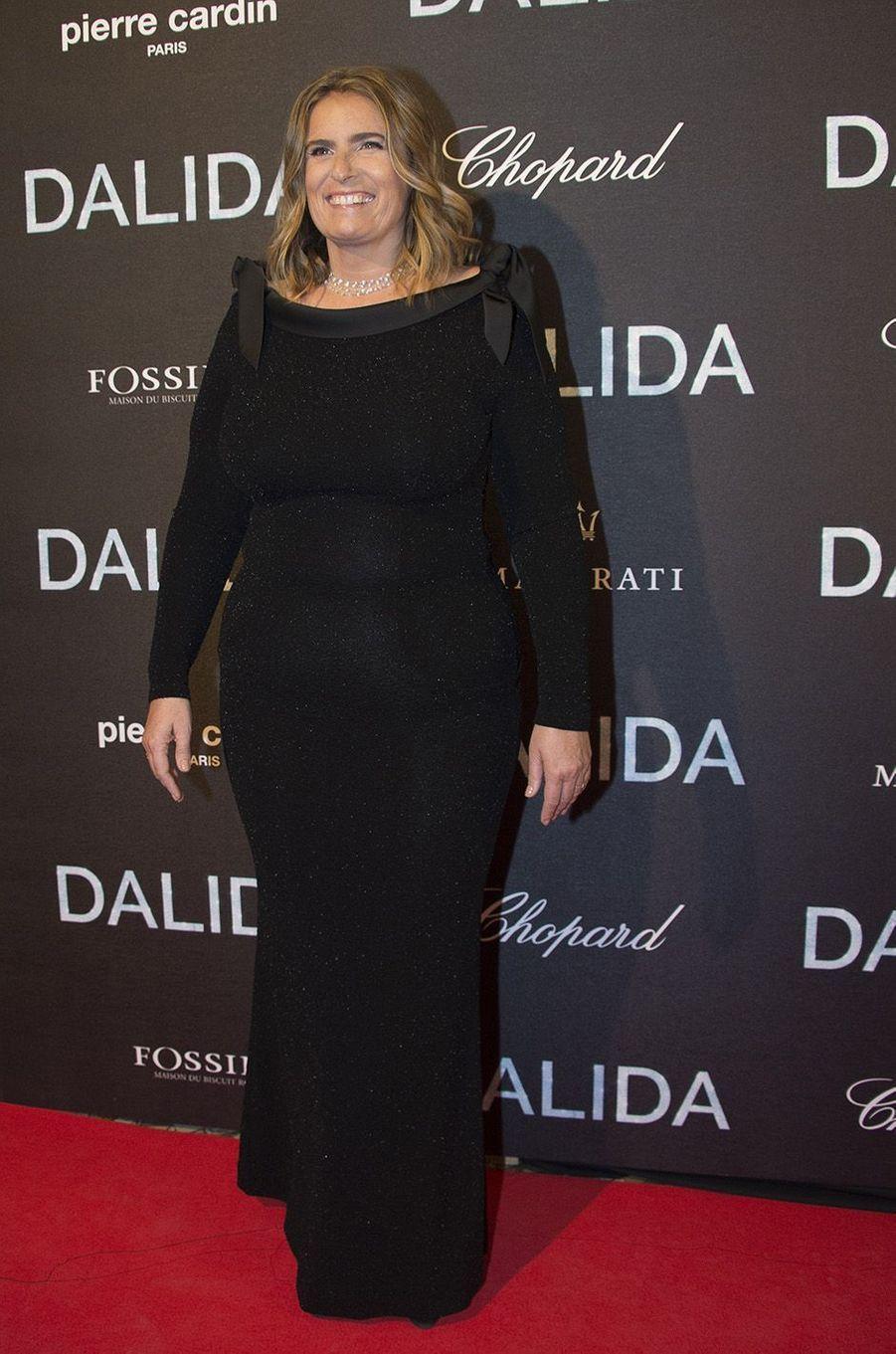 """Lisa Azuelos, la réalisatrice de """"Dalida""""."""