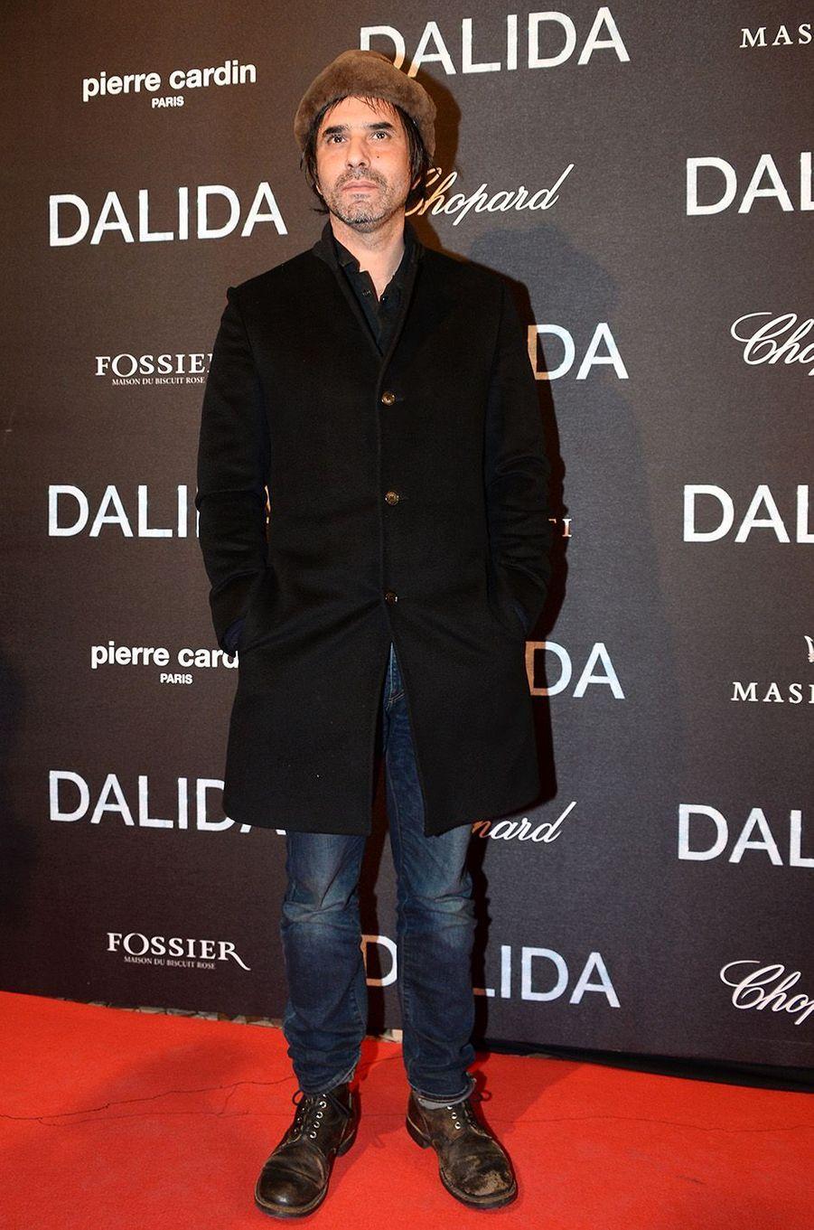 Samuel Benchetrità l'Olympia, le 30 novembre 2016.