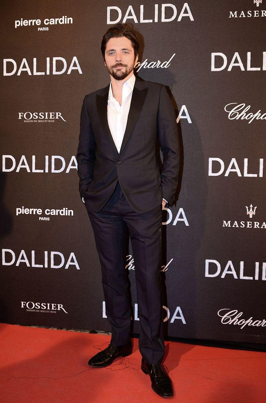 Raphaël Personnazà l'Olympia, le 30 novembre 2016.