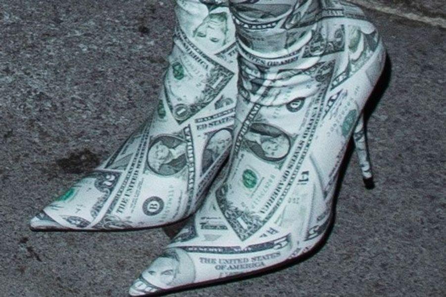 Chaussures de Kim Kardashian