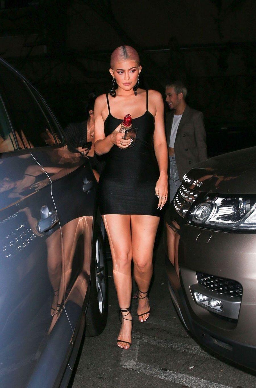 Kylie Jenner à Los Angeles le 27 septembre 2018