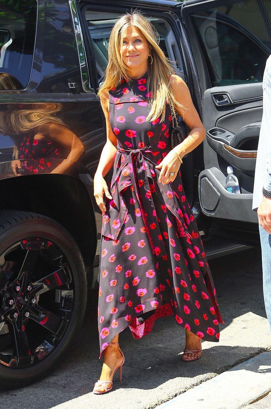 Jennifer Aniston, le 26 juillet 2017