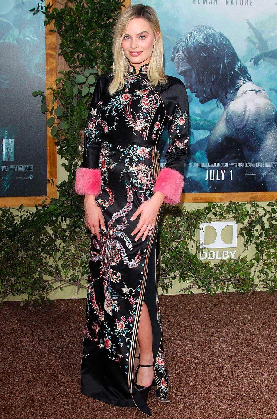 Margot Robbie, le 27 juin 2017