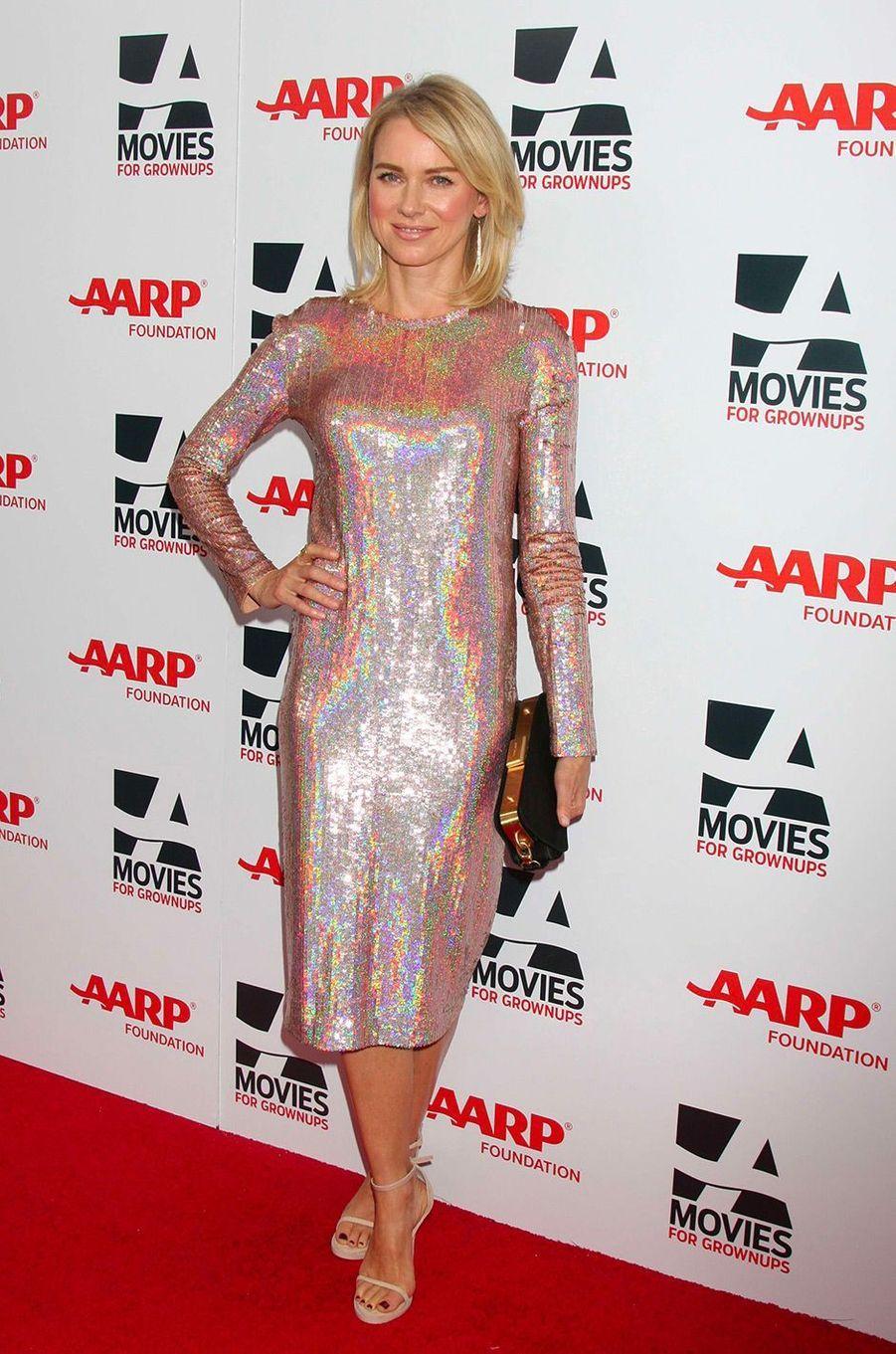 Naomi Watts, le 11 février 2014
