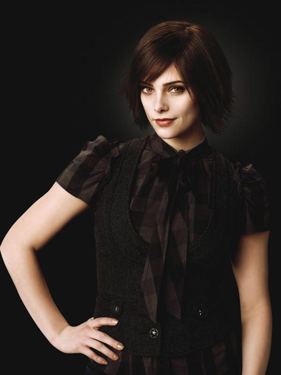 Ashley Greene alias Alice Cullen