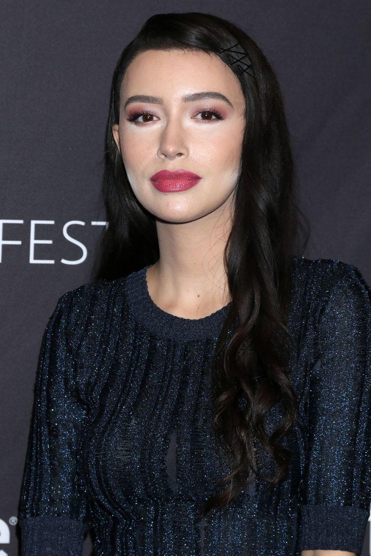 Christian Serratos. Au cinéma, l'actrice de 29 ans a une carrière inexistante. C'est à la télévision qu'elle s'épanouit puisqu'elle tient depuis 2014 le rôle de Rosita Espinosa dans la série à succès «The Walking Dead».