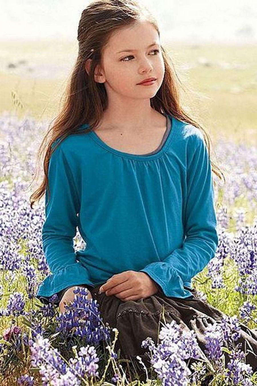 Mackenzie Foy alias Renesmée Cullen