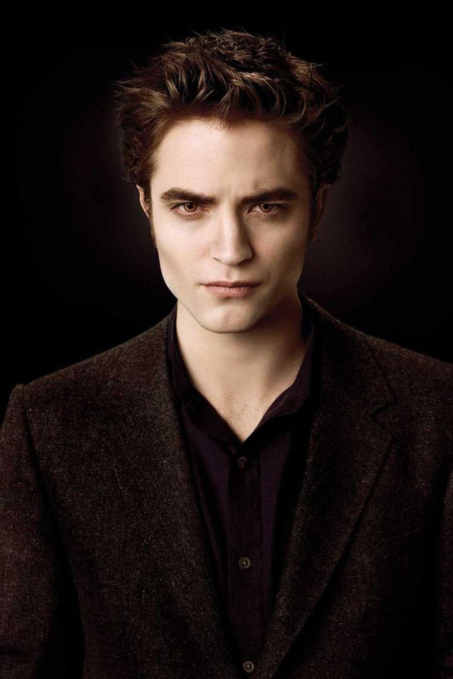 Robert Pattinson alias Edward Cullen