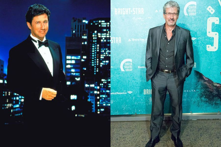 "Charles Shaughnessy d'""Une nounou d'enfer"" 1993-1999"