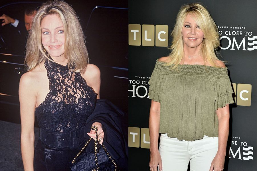 "Heather Locklear de ""Melrose Place"" 1992-1999"