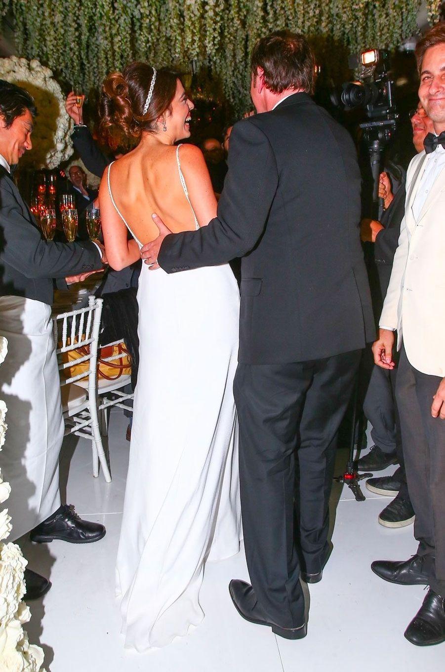 Quentin Tarantino et Daniella Pick : leur mariage en images