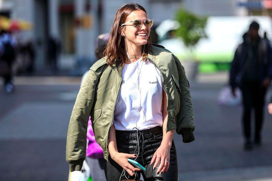 Bruna Marquezine en mai 2017