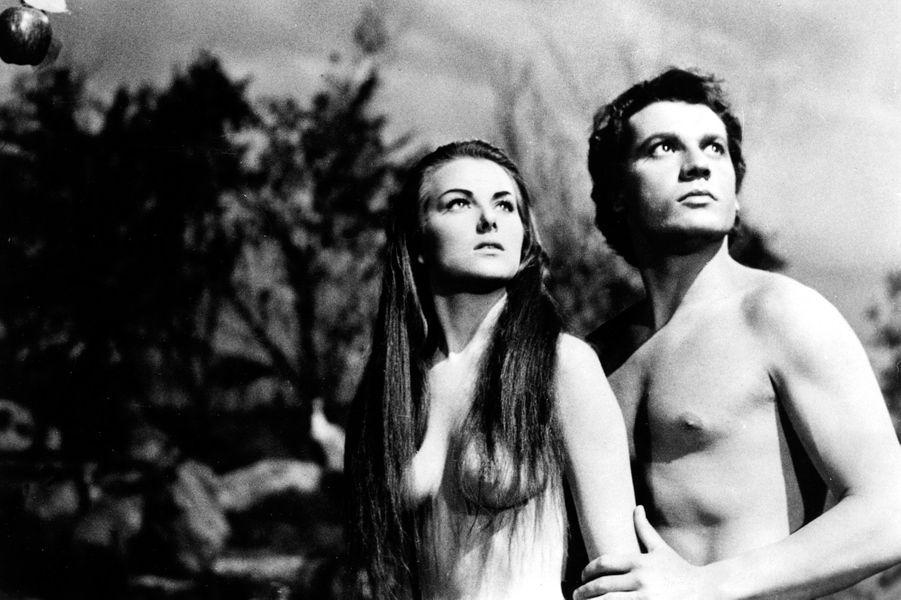 Christiane Martel joue Eve dans «Adam et Eve»