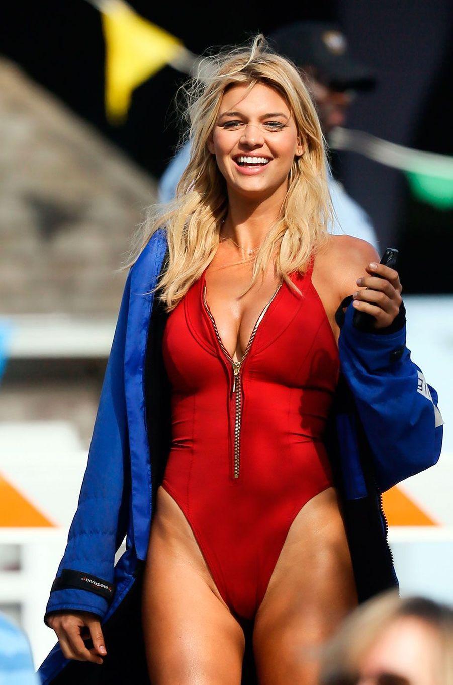Kelly Rohrbach est la nouvelle Pamela Anderson