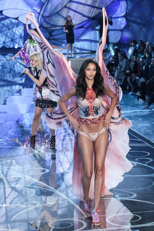 Lais Ribeiro en 2015 au show Victoria's Secret