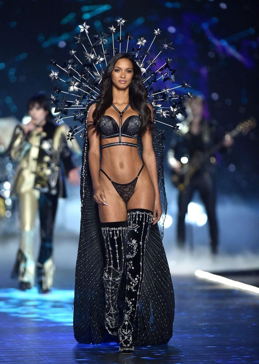 Lais Ribeiro en 2018 au show de Victoria's Secret