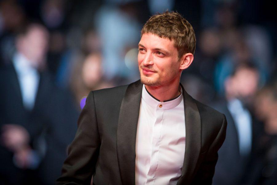 Niels Schneider lors du 69ème Festival International du Film de Cannes, le 19 mai 2016