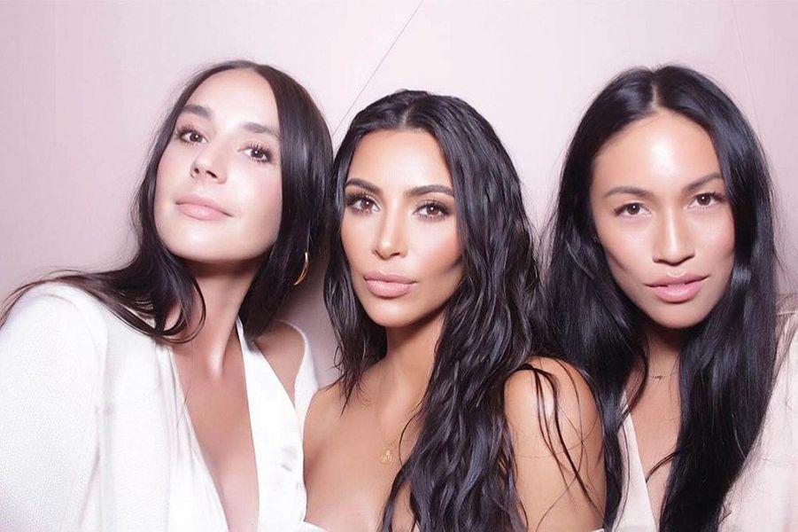 Stephanie Sheperd et Kim Kardashian