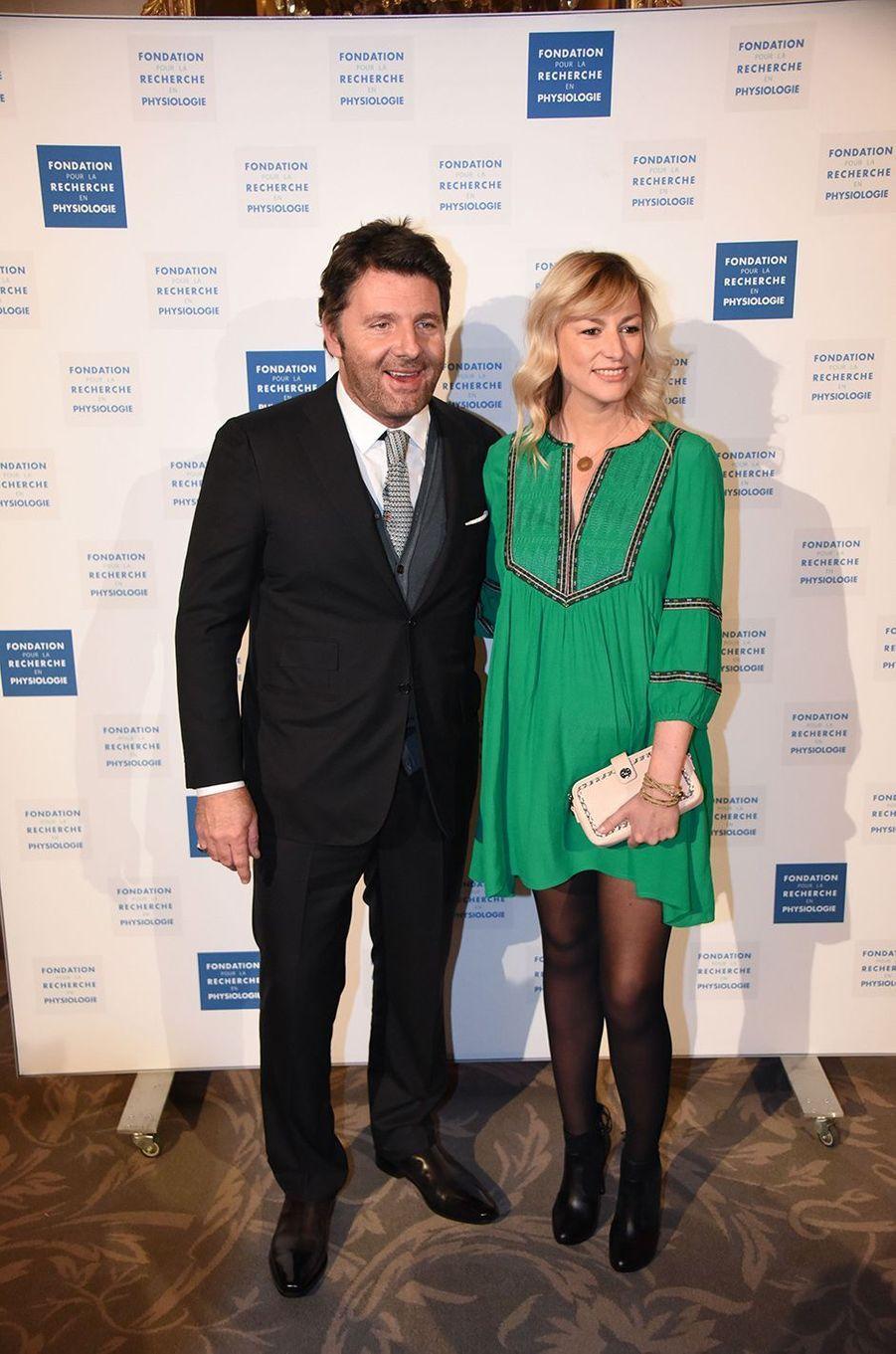 Qui est Vanessa Boisjean, la nouvelle compagne de Philippe Lellouche ?