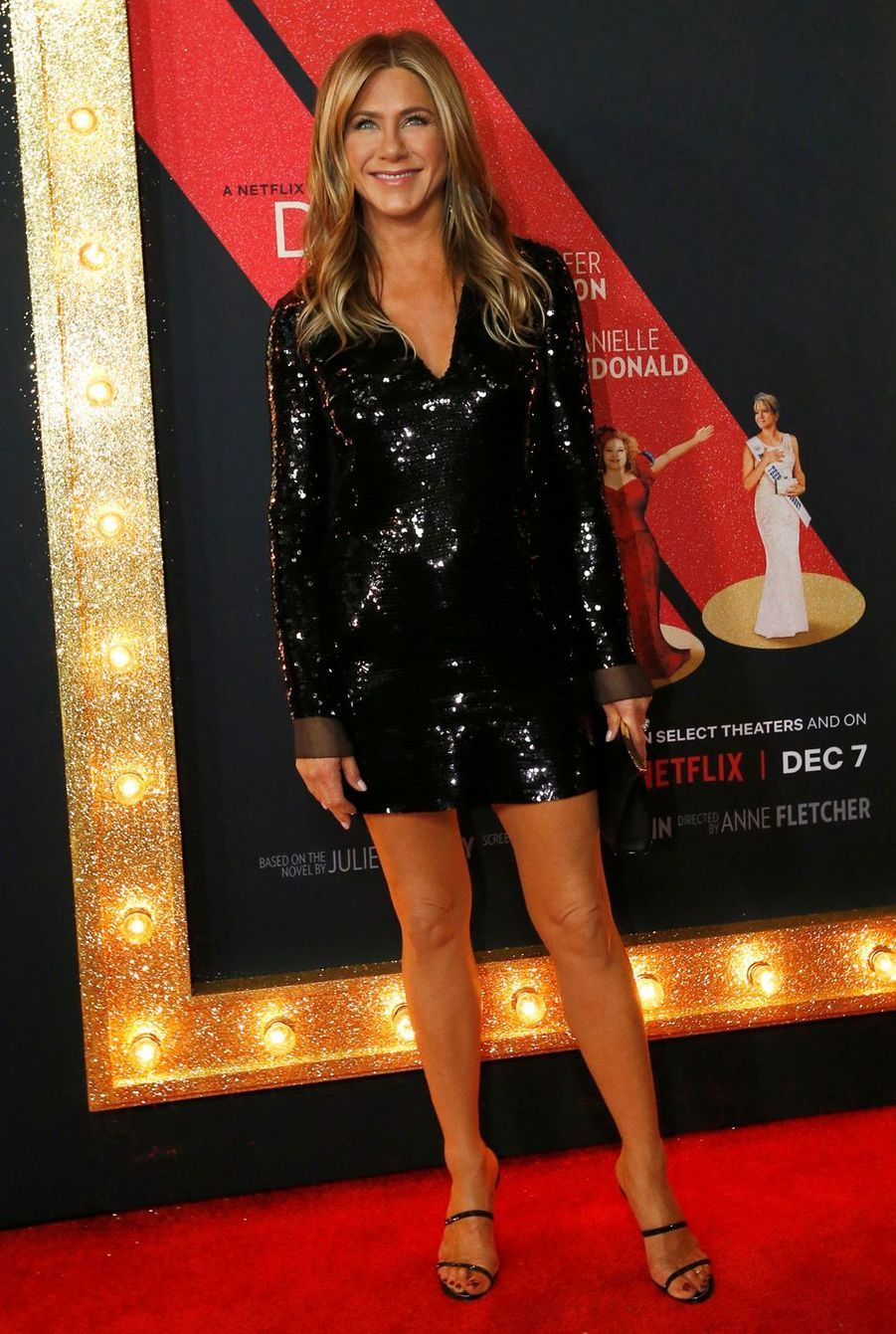 Jennifer Aniston à Los Angeles, le 6 décembre 2018