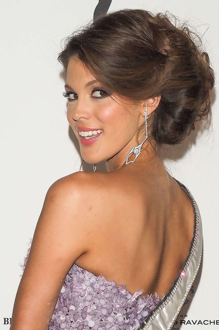 Iris Mittenaere est devenue Miss Univers 2016 en janvier dernier.