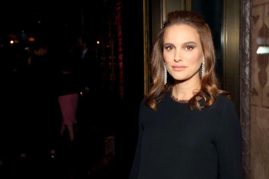 """Depuis """"Leon"""", Natalie Portman est devenue une star à Hollywood."""