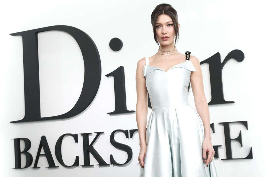 Depuis le festival de Cannes 2016, Bella Hadid est devenue la it-girl incontournable.