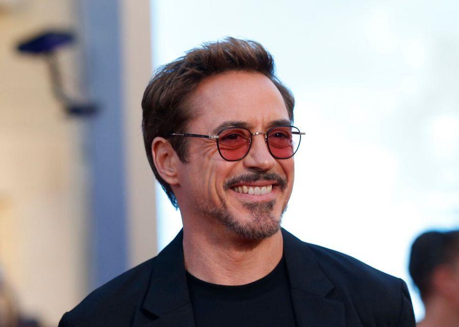 6. Robert Downey Jr.