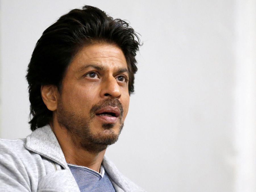 8. Shah Rukh Khan