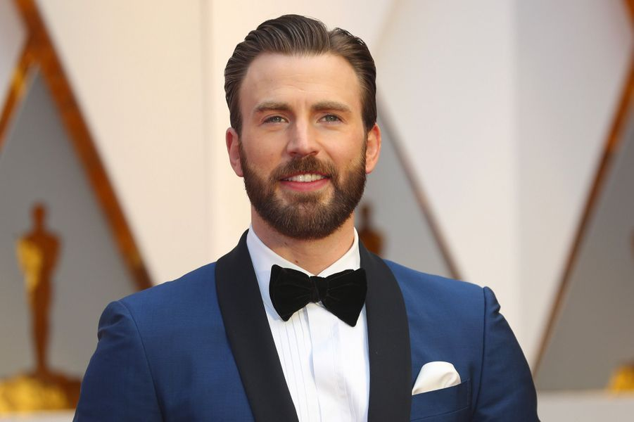 10) Chris Evans – 34 millions de dollars