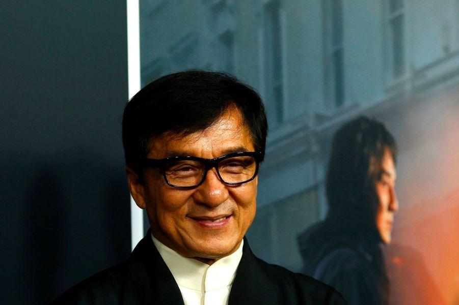 5) Jackie Chan – 45,5 millions de dollars