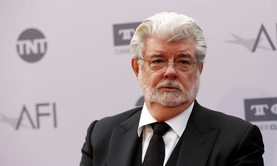 1- George Lucas (5,4 milliards de dollars)