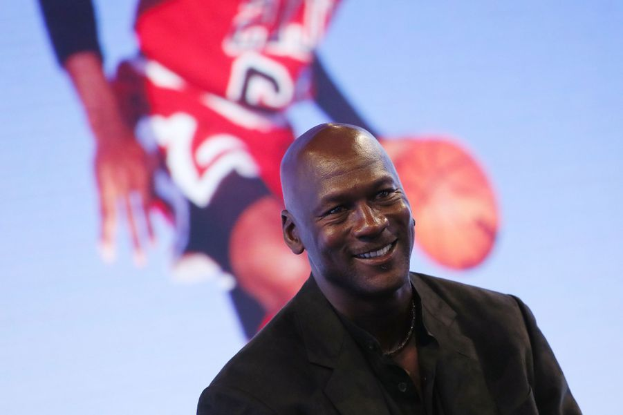 4- Michael Jordan (1,7 milliard de dollars)