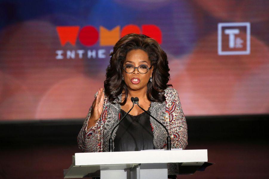 3- Oprah Winfrey (2,8 milliards de dollars)