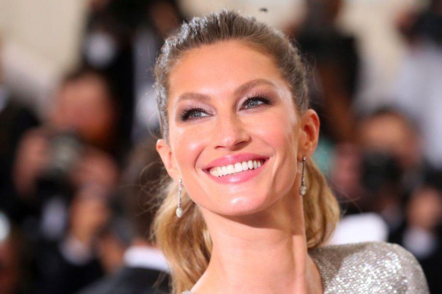 2. Gisèle Bündchen – 17,5 millions de dollars