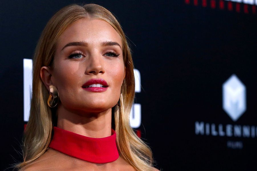 6. Rosie Huntington-Whiteley – 9,5 millions de dollars