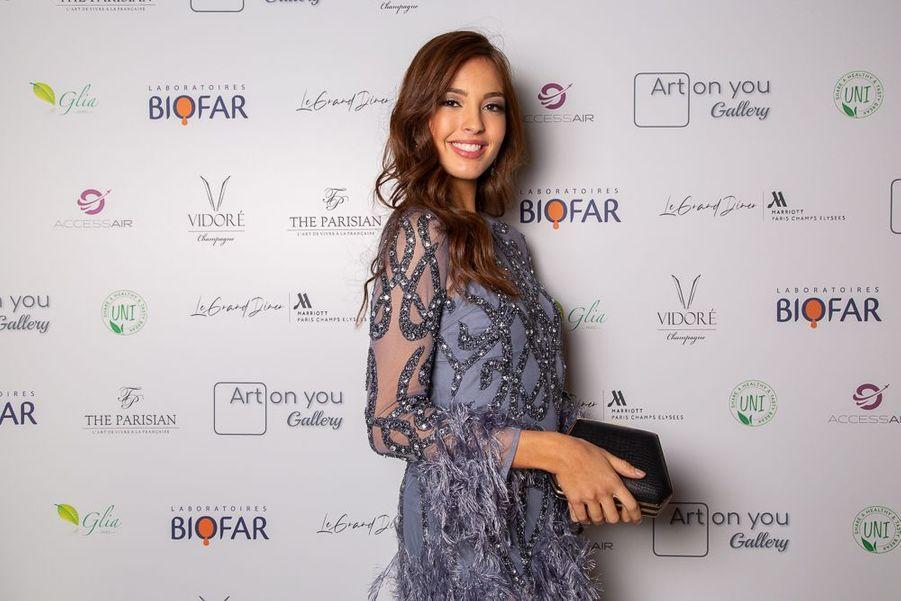Sophie Diry (Miss Bourgogne 2019)