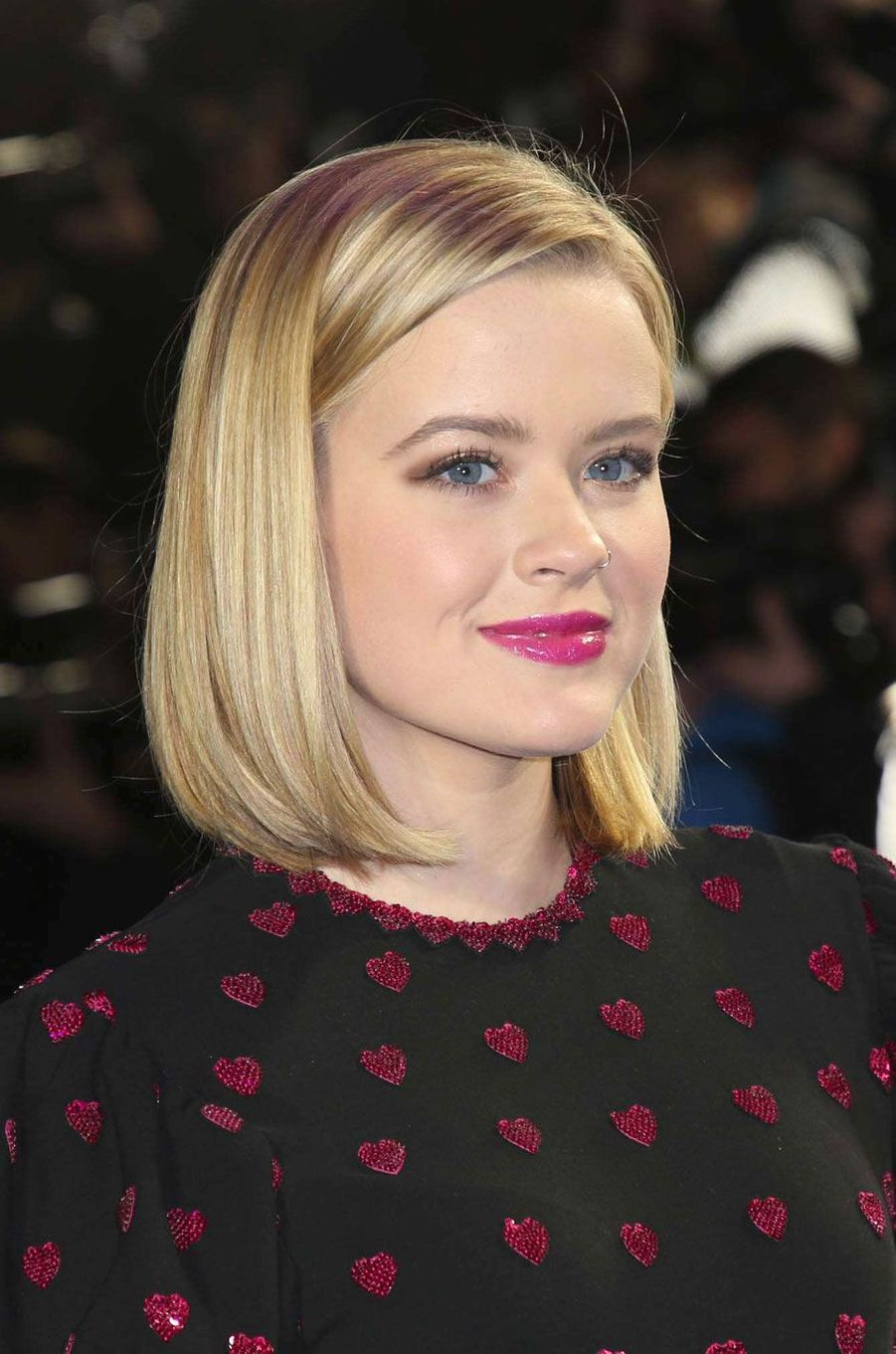 Ava Phillippe le 13 mars 2018 à Londres