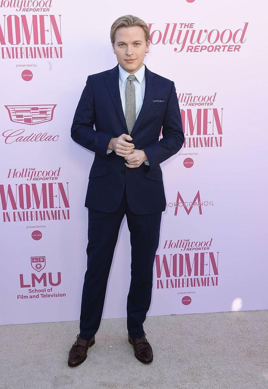 Ronan Farrowau gala «Hollywood Reporter's Women in Entertainment» à Los Angeles le 10 décembre 2019