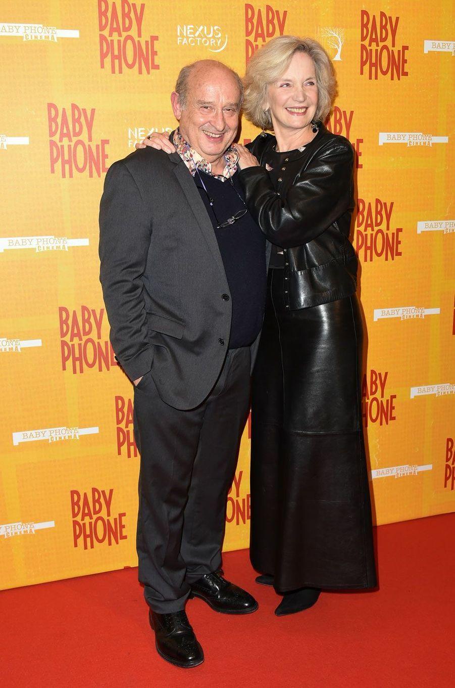 Michel Jonasz et Marie-Christine Adam