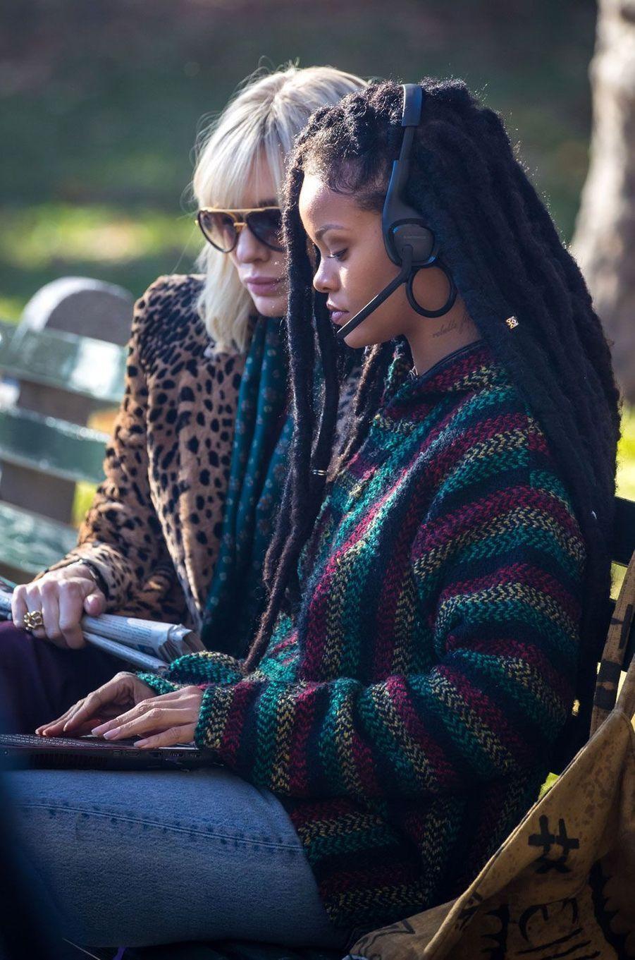 Rihanna et Cate Blanchett